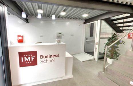 Conozca nuestro diseño para IMF Business School Madrid