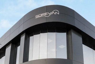 Descubra nuestro diseño de oficina para Sorevan