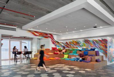 Tome ideas para la planificación de oficinas con Nexar