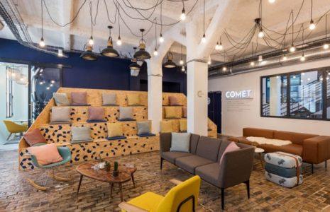Le mostramos las últimas tendencias en diseño oficinas