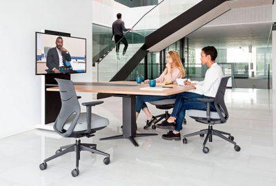 Silla de oficina Efit, estética y funcional
