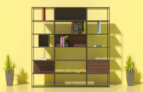 Estanterías para bibliotecas, ahora también en la oficina: Estanterías de oficina.