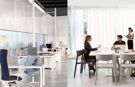 Tipos de mesas de oficina imprescindibles para tu espacio de trabajo