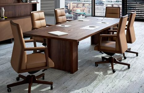 Mesas de reunión: todo lo que necesitas saber