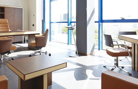 Elaboración del Proyecto de Decoración de las nuevas oficinas