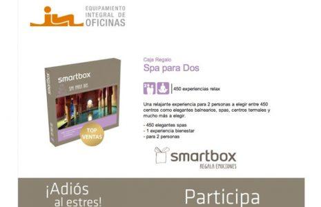 Y el ganador de la Smartbox es...