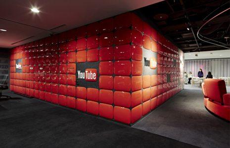 Conozca la decoración de oficinas de las redes sociales más famosas