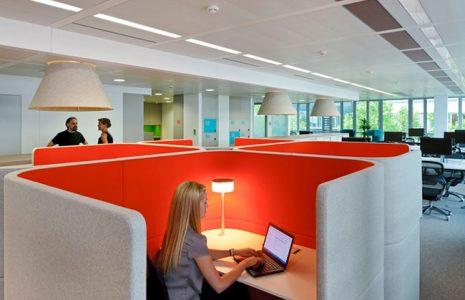 3 tips para la iluminación de oficinas