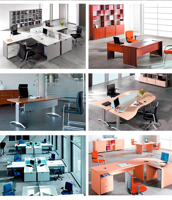 Mesas de oficina econ micas que garantizan calidad y for Mesas oficina baratas