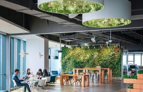Ideas para conseguir una oficina moderna