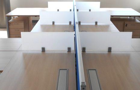 Mobiliario, interiorismo y decoración de la nueva sede