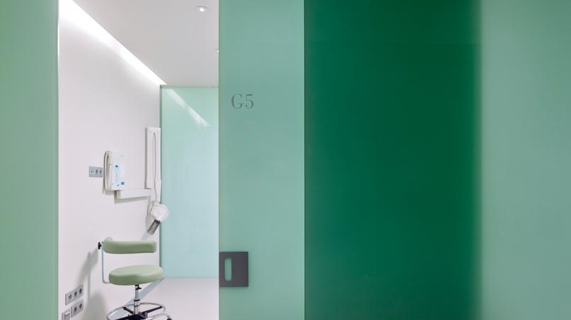 iluminacion climatizacion clinica