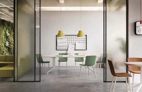 Ideas para la iluminación de oficinas: Espacios de trabajo que brillan con luz propia