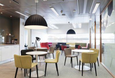 3 claves para mejorar la iluminación de tu oficina
