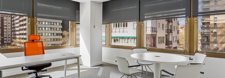 Proyecto de reforma de oficina en Madrid
