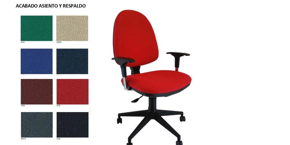 silla para teletrabajar