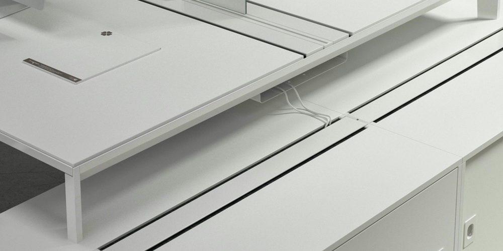 control de cableado mesa x5