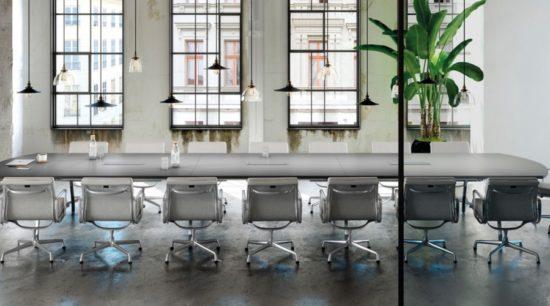 Mesa de reunión Inspira