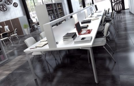 Mesa de oficina operativa Modul