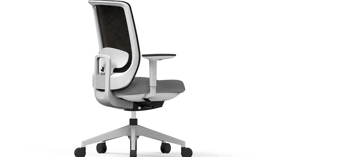 silla operativa de oficina Trim