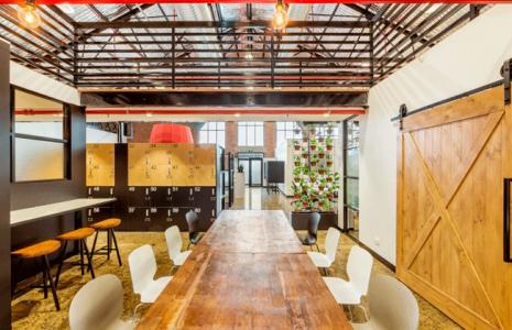 Diseño de oficinas para espacios de trabajo modernos
