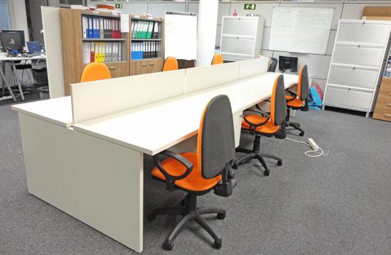 Mesas De Oficina Madrid. Good Mesa De Despacho Oficina With Mesas De ...