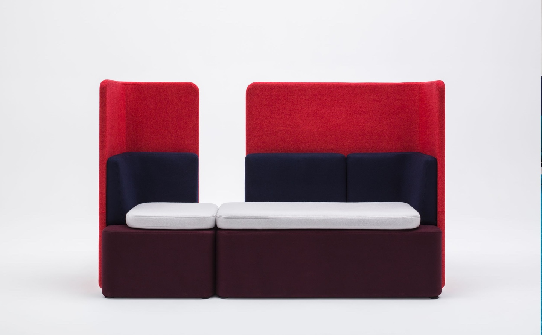 kaiva sofa de oficina