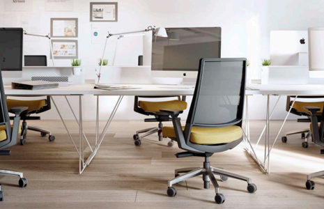 Sillas operativas ergonómicas, las sillas que se adaptan a ti