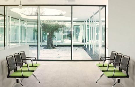 2 funcionales modelos de bancada para tu sala de espera