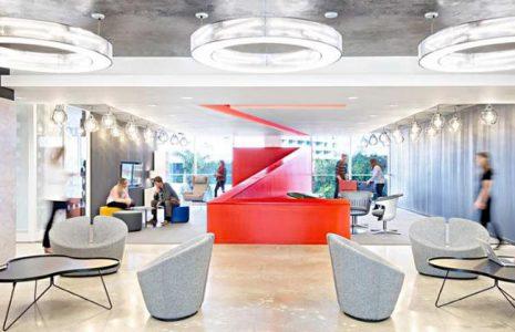 Aumenta la productividad con estos consejos de iluminación para oficinas