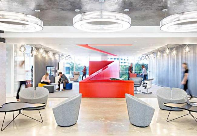 Ideas Para La Iluminaci 243 N De Oficinas Espacios De Trabajo