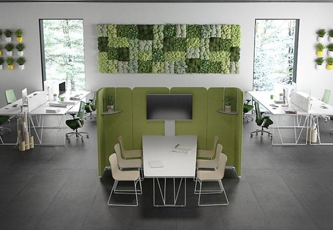 5 ejemplos de mesas de reuniones para su oficina - Solida ...
