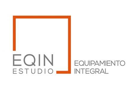 El logo de Equipamiento Integral de Oficinas evoluciona con nosotros