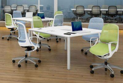 Sillas de oficina Okamura, la gran elección para su despacho