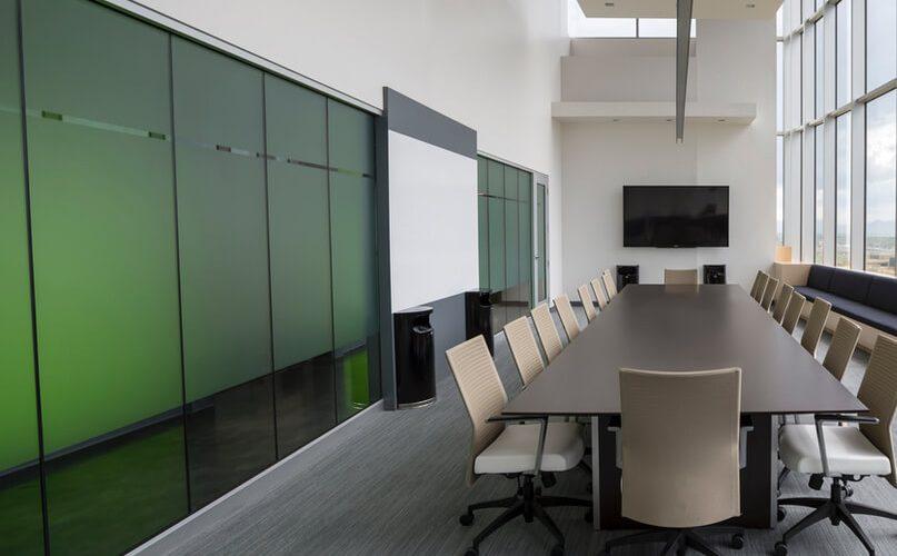 mamparas de oficina salas de reuniones