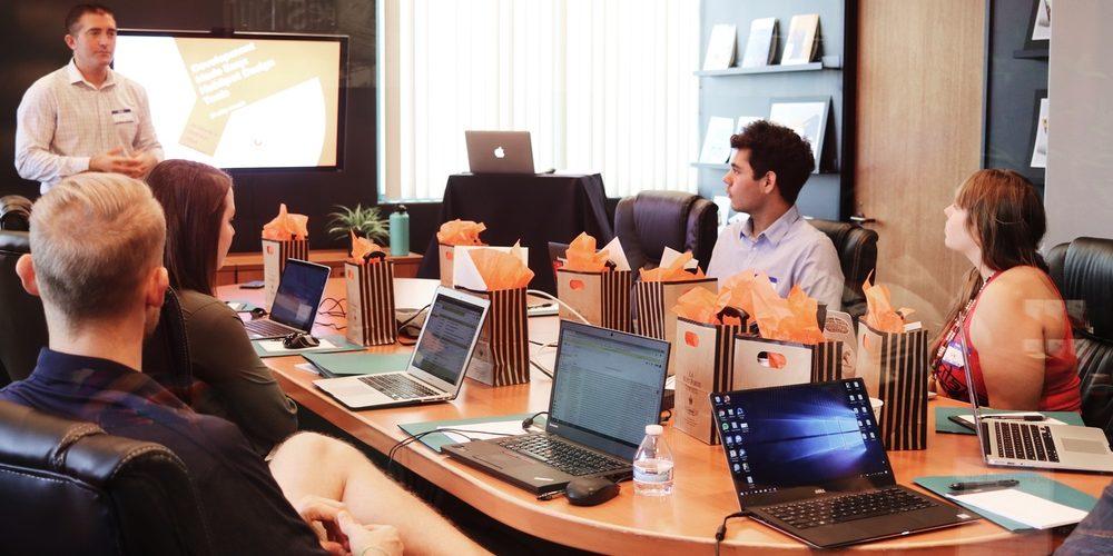 salas de reunión tecnológicas