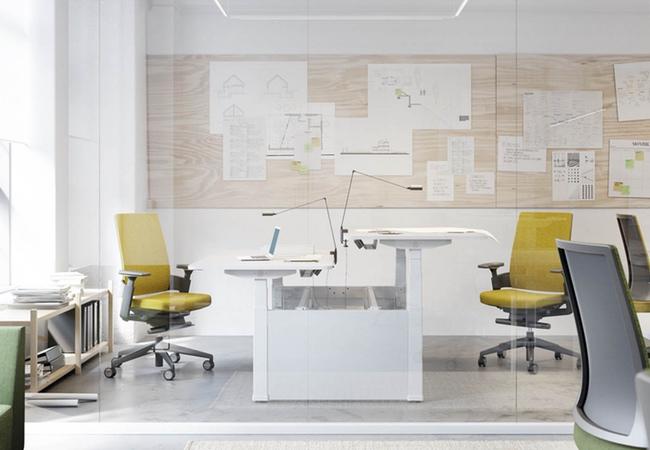 Beneficios de las mesas de oficina regulables en altura - Solida ...