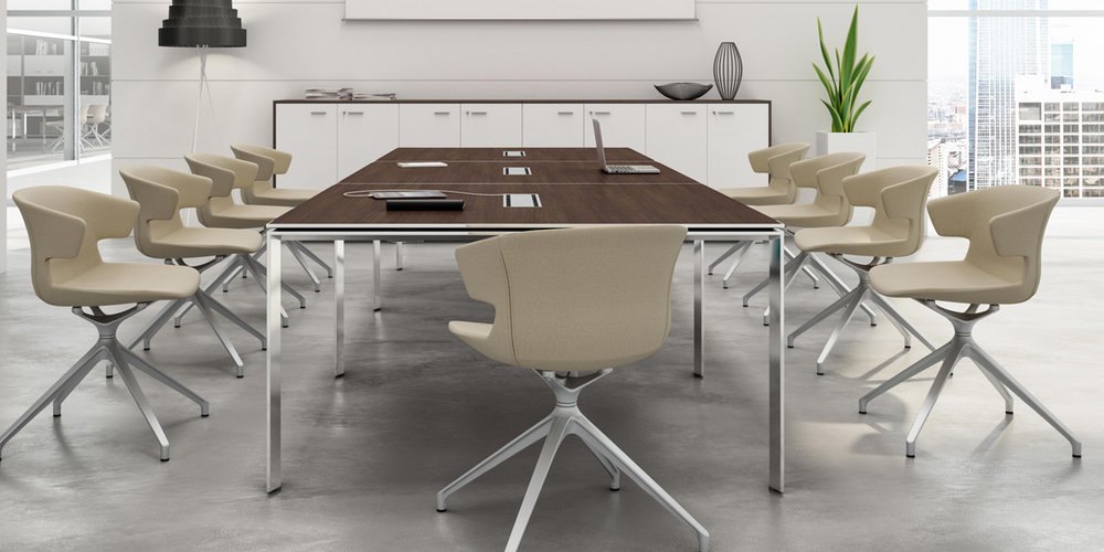 Mesas de reunión X7