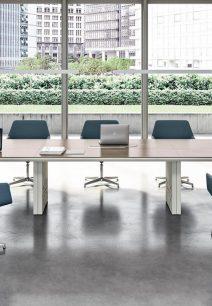 Mesa de reunión X8
