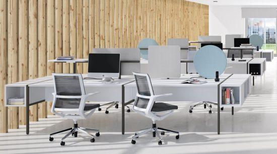 Mesas de oficina Piem