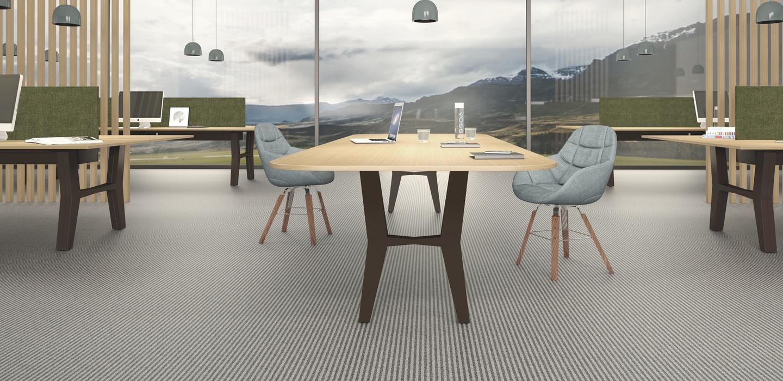 mesa de reunión ponte