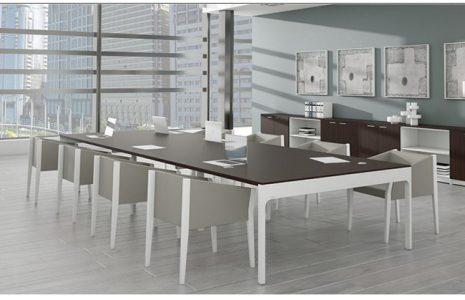 3 Estilos de salas de reuniones diferentes pero unidas por la elegancia