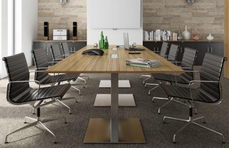 Una nueva opción de mesa de reunión