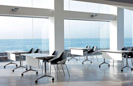 Mesas y mobiliario para aulas de formación: mobiliario didáctico de calidad