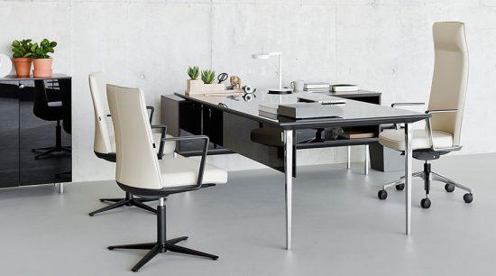 Mesa de Dirección Longo
