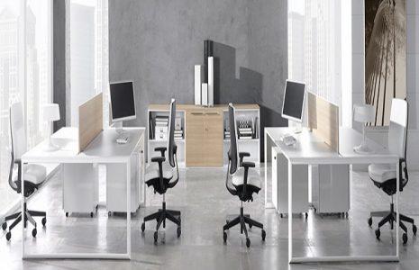 5 aspectos fundamentales a la hora de escoger mesas de oficina