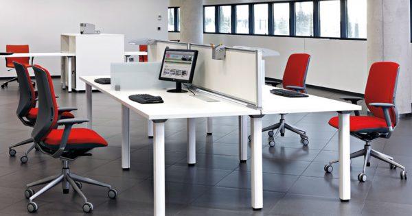 Mesa operativa cool c300 equipamiento integral de oficinas - Equipamiento integral de oficinas ...