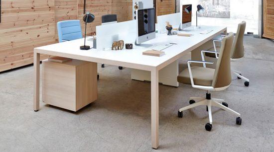mesas operativas equipamiento integral de oficinas