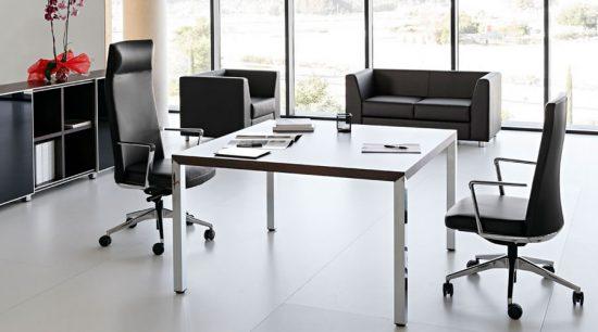 Mesa de Reunión Prisma