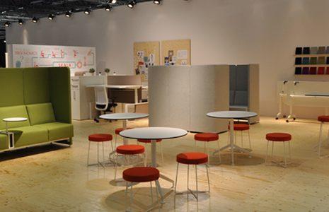 Novedades en mobiliario de oficina desde Orgatec 2014